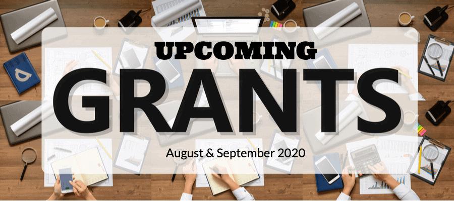 Upcoming Grants